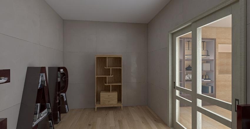 DreamBedroom Interior Design Render