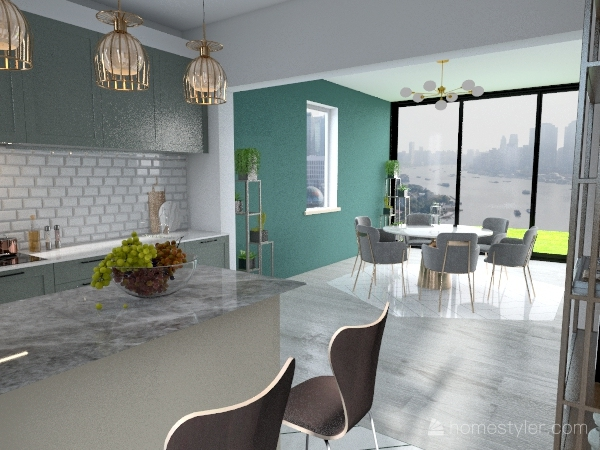 act.03 scar Interior Design Render