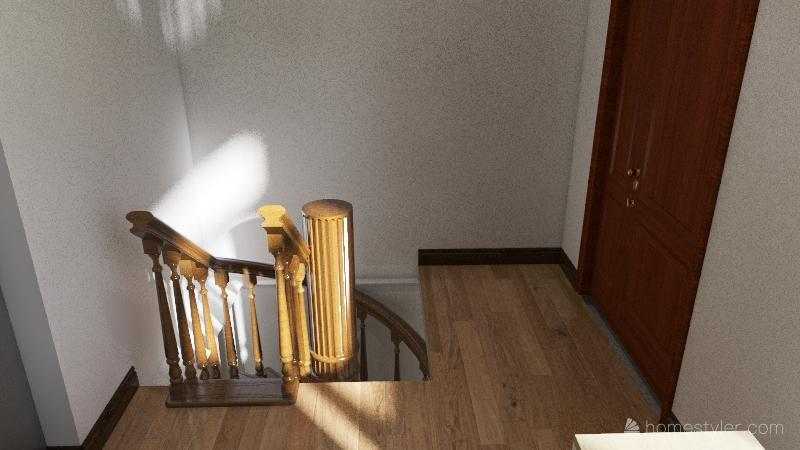 涼庭屋 16 Interior Design Render