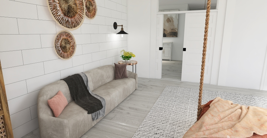 New Start Home Interior Design Render