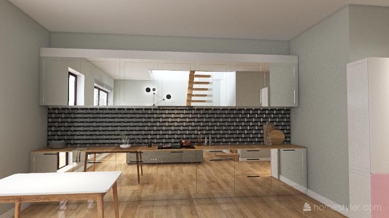 nasze m Interior Design Render