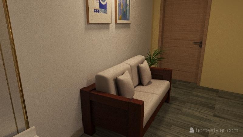 Copy of Nuovo progetto casa Interior Design Render