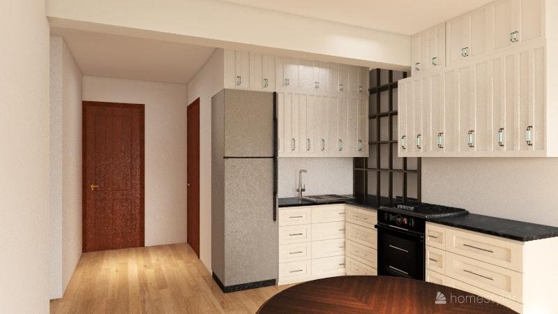 duza łaznia Interior Design Render