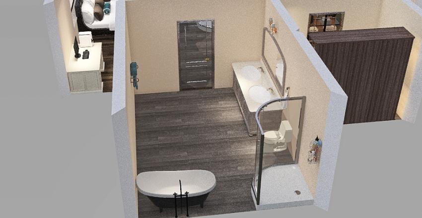 Zain's Dream room Interior Design Render