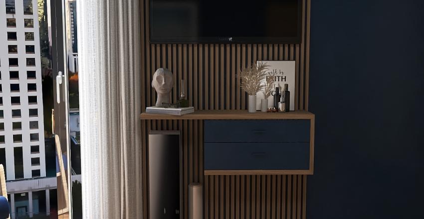 PATRIOTISMO ROOM Interior Design Render