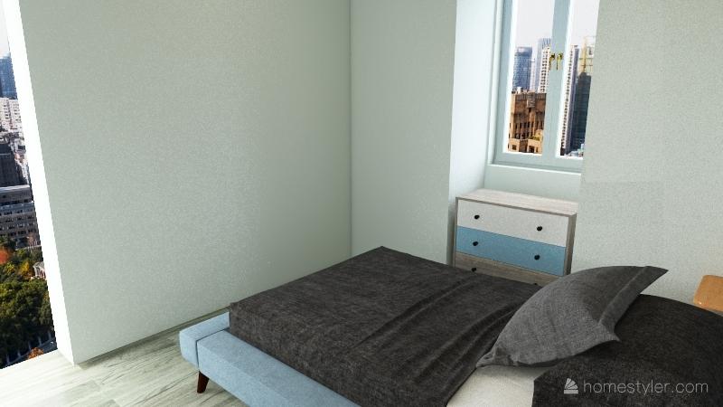 Nuovo progetto casa Interior Design Render
