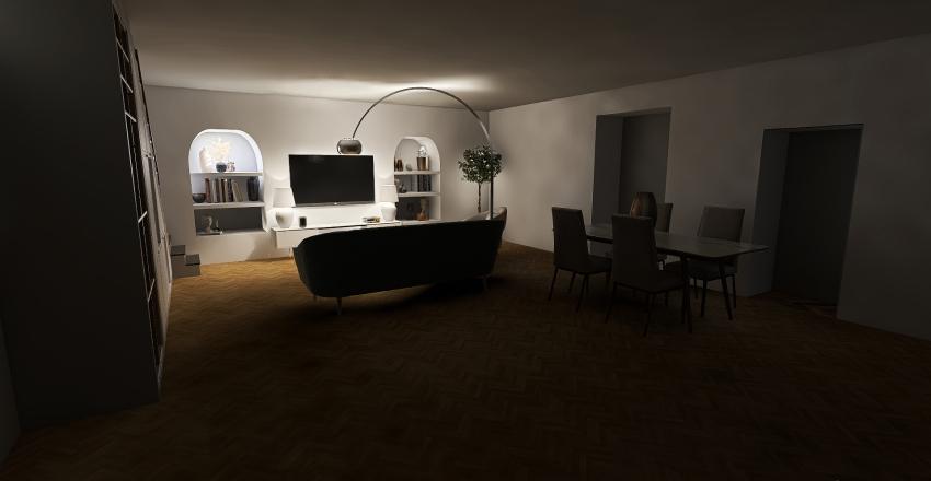 PAVONE 1 Interior Design Render