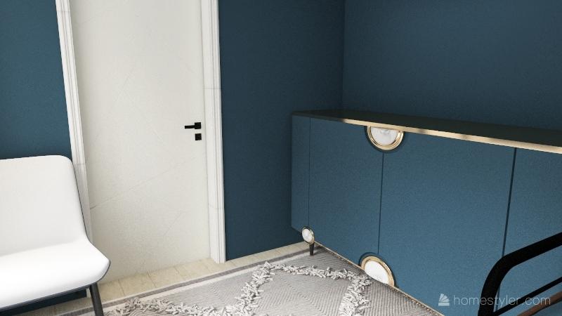 hennn home Interior Design Render