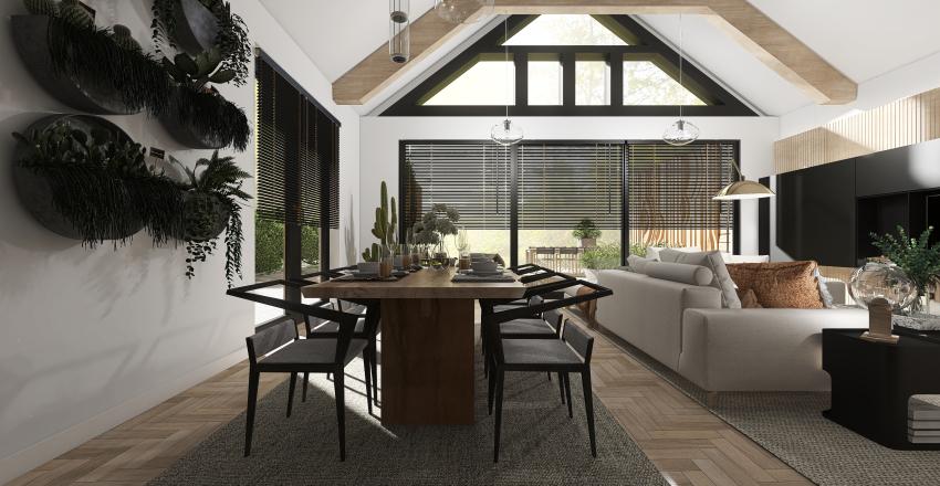 COSY SUNDAY MORNING Interior Design Render