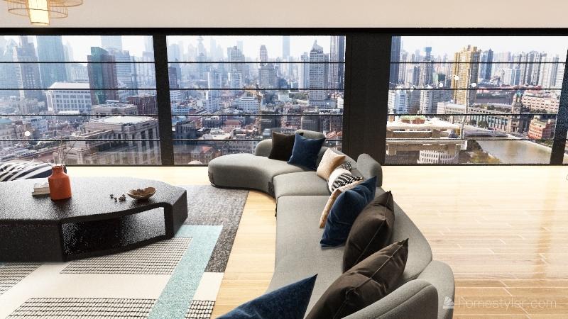 ELENA Interior Design Render