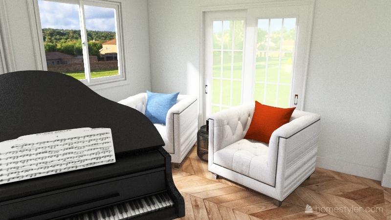 2765 House Interior Design Render