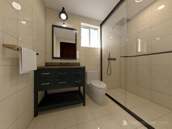 MOCTEZUMA 499 Interior Design Render