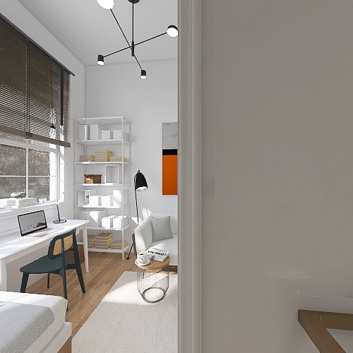 dorm2 Interior Design Render