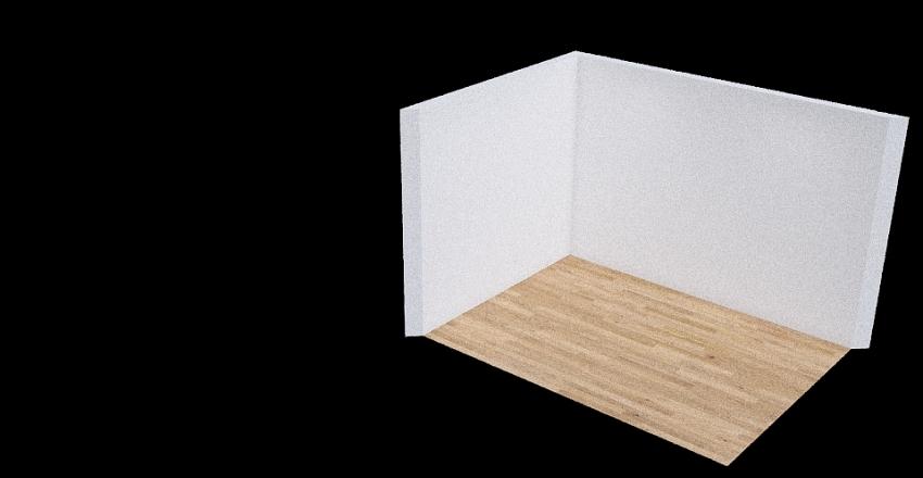 Комната в 3D Interior Design Render