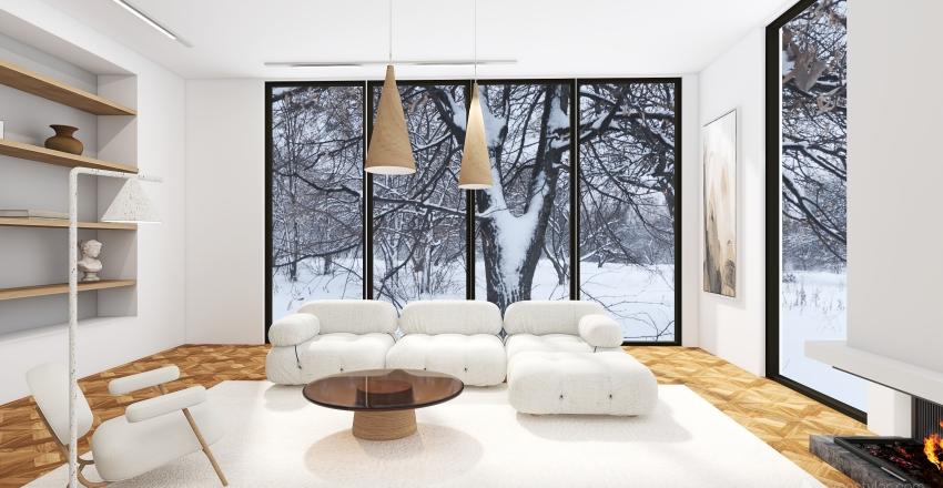 №14 Interior Design Render