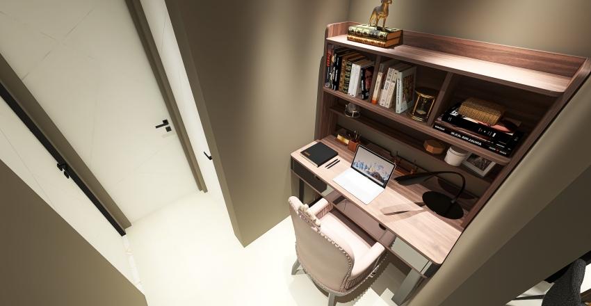 Santiago Interior Design Render