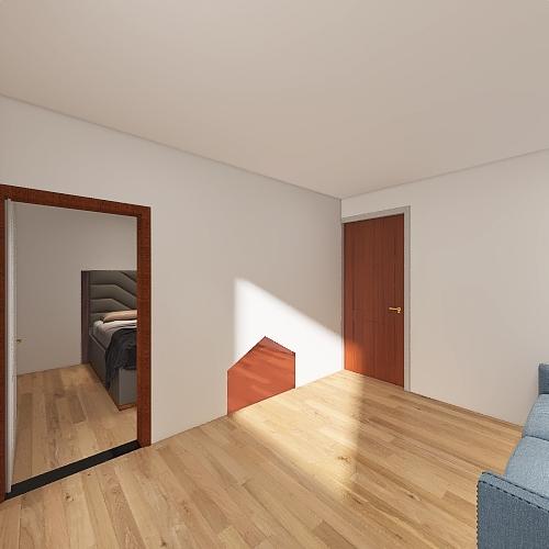 LAS TERRAZAS C53 Interior Design Render