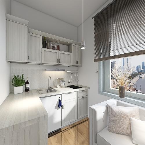 dorm1 Interior Design Render