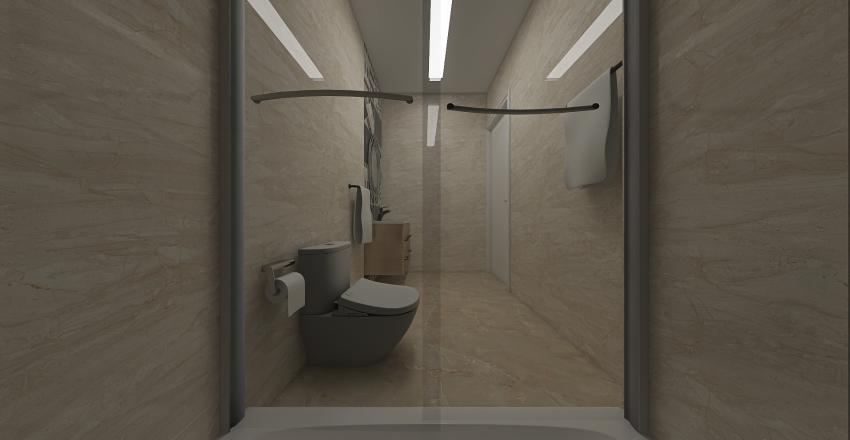 Denia, España Interior Design Render