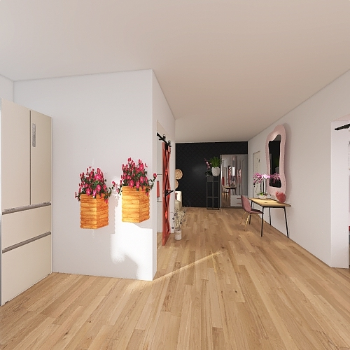 san valentine Interior Design Render