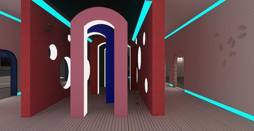 Utopia - A New Reality Interior Design Render