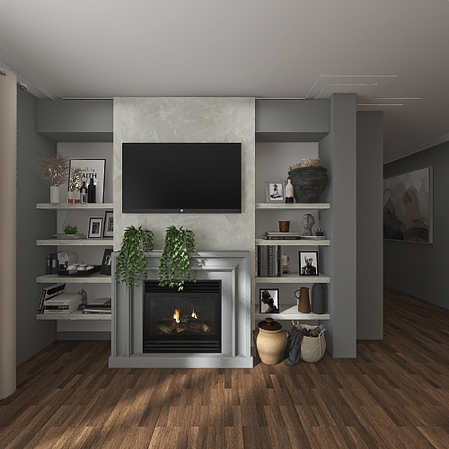 Cantareira Interior Design Render