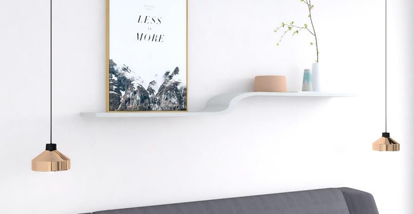 simple yet pretty Interior Design Render