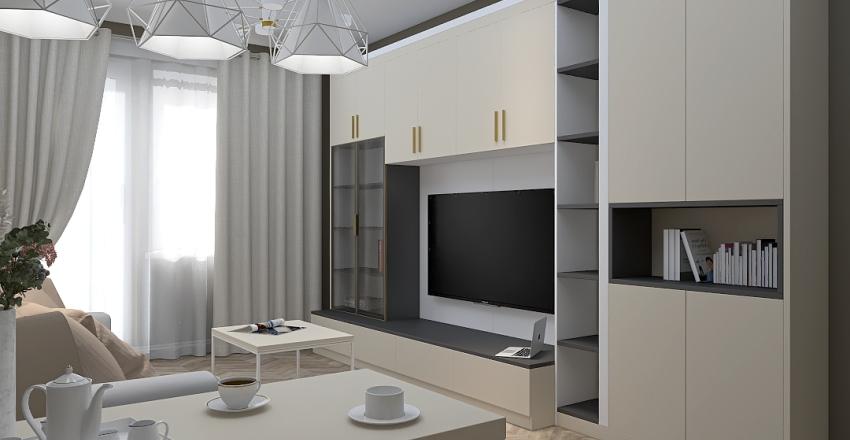 студия 01 Interior Design Render