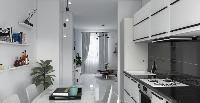 Casa Tesoro Interior Design Render