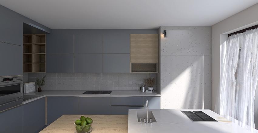 Balanced Interior Design Render
