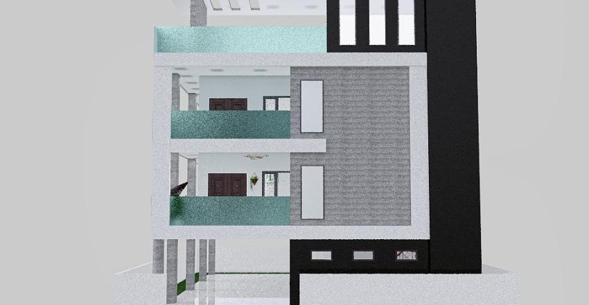 final 7 Interior Design Render