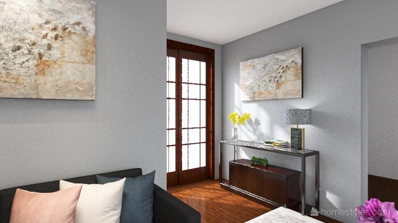 Gilmours Place Interior Design Render
