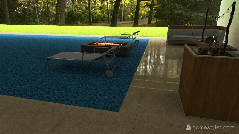 CASA CAMPESTRE Interior Design Render