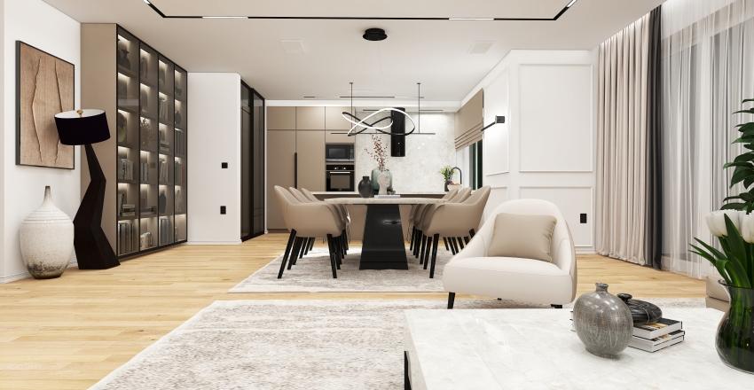 Urbana vila - Radic Interior Design Render