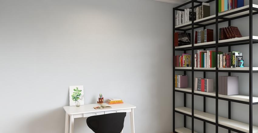 Dream Special Purpose Room Interior Design Render