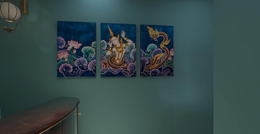3Д тур спа салона Interior Design Render