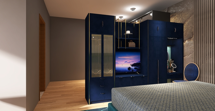 Faustina Interior Design Render