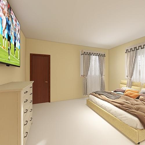 Kingdom Courts House design Interior Design Render