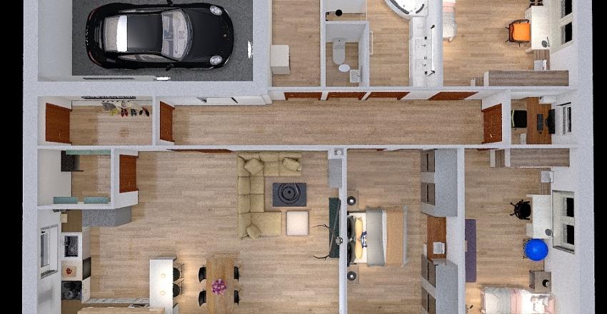 Copy of barák Interior Design Render