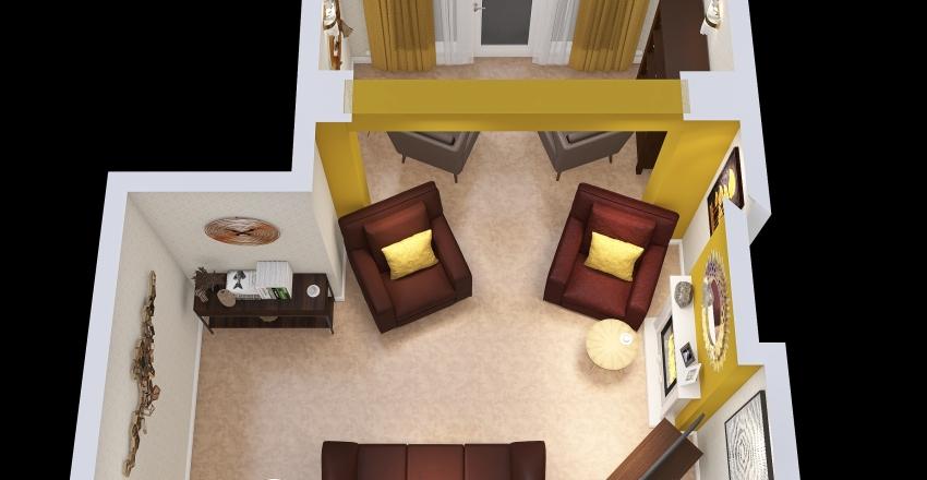 WILSONS Interior Design Render
