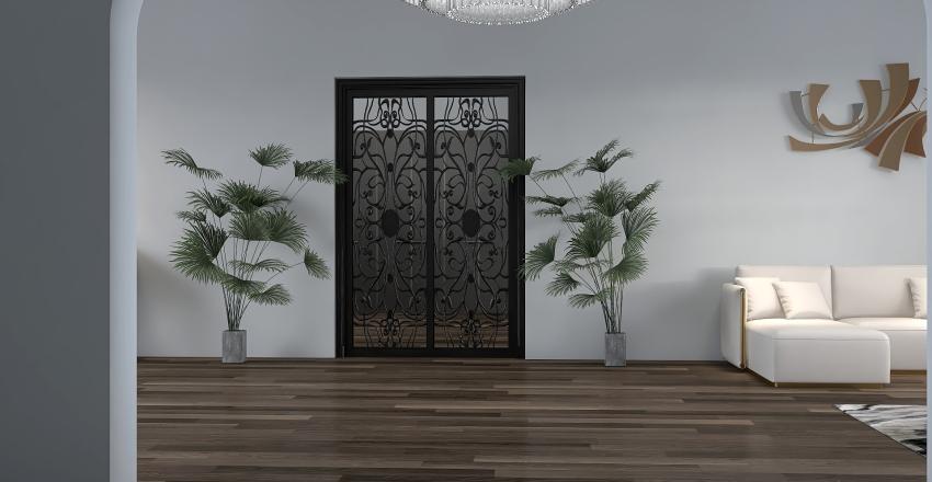 The City's Sanctuary Interior Design Render