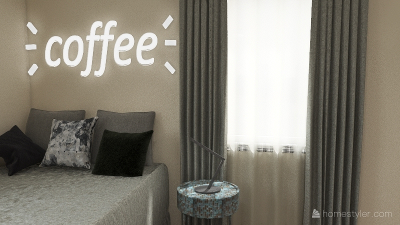 Lilyanna home of my perspective.1 only Interior Design Render