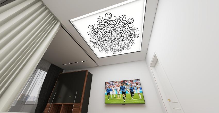 оптиков 35 Interior Design Render