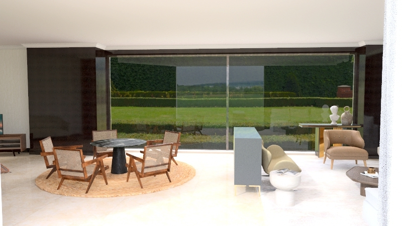 Copy of Copy of Living room Interior Design Render