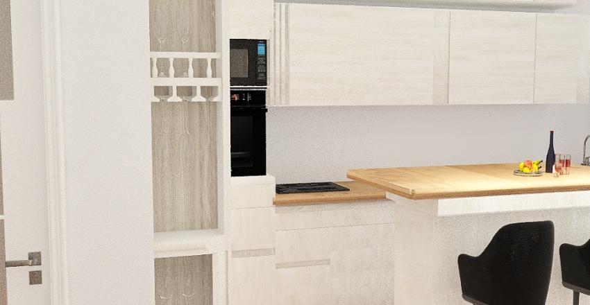 Vrbani stan IV Interior Design Render