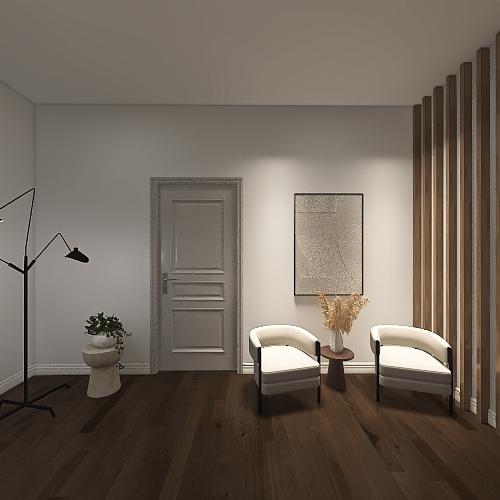 Earth Tones by Kalani Interior Design Render