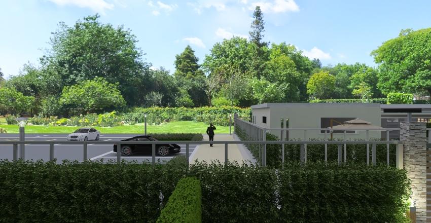 """ESTERNO -""""Residenza Primula""""   Solbiate A (VA) Interior Design Render"""