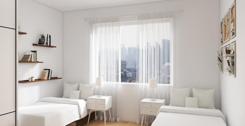 Casa Ferraro Interior Design Render