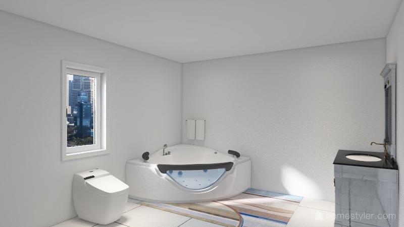 personal dream house  Interior Design Render