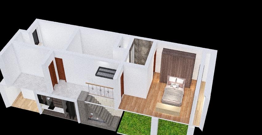 Casita 2 Interior Design Render